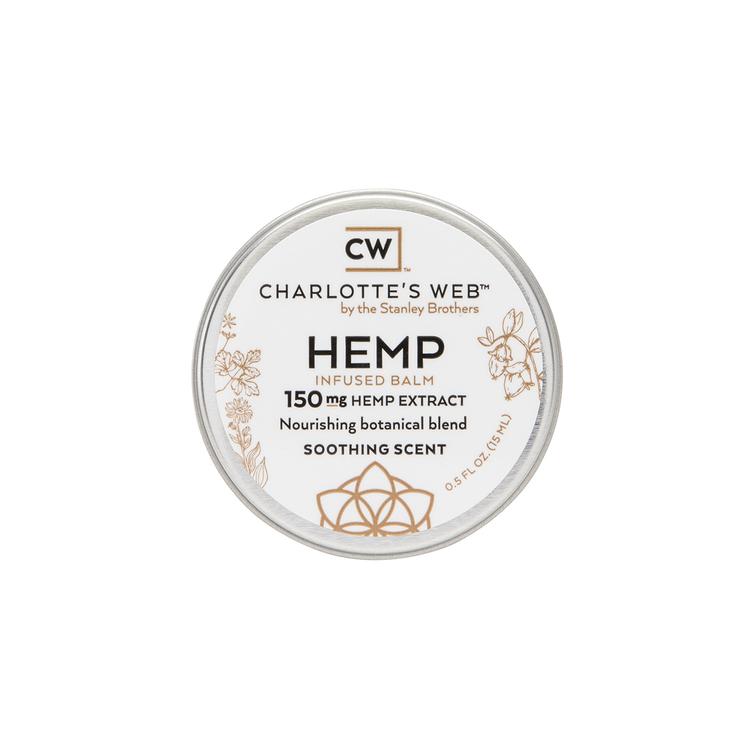 Charlotte's Web Hudsalva - 150 mg hampaextrakt, 15 ml