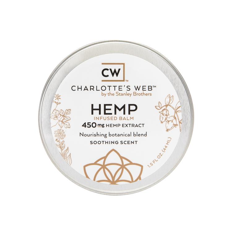 Charlotte's Web  Hudsalva - 450 mg hampaextrakt, 44 ml
