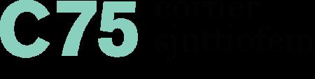 Corner75 logo