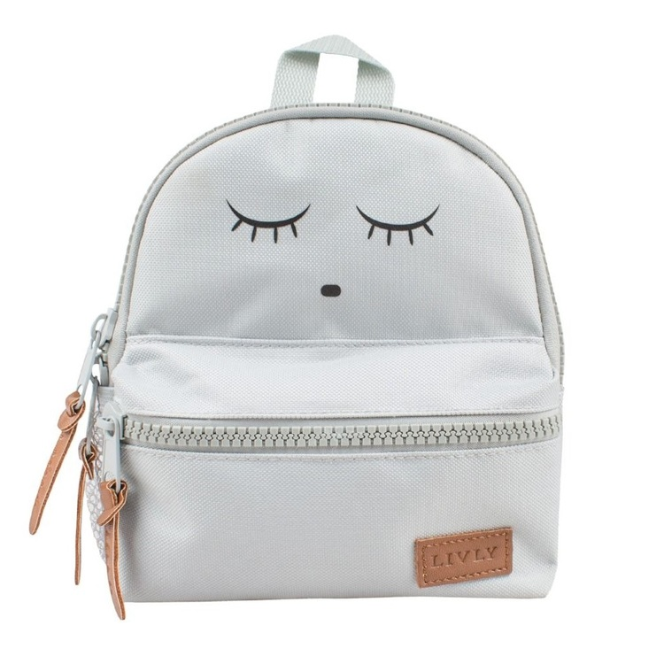 Livly Mini Backpack Grey