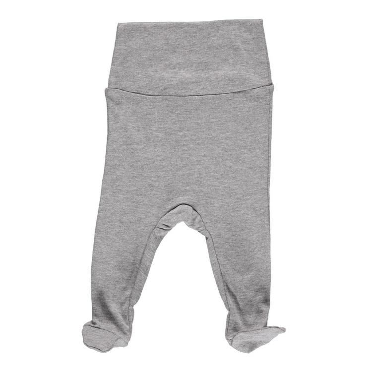 Marmar Pixa Newborn Pants Baby Unisex Grey Melange