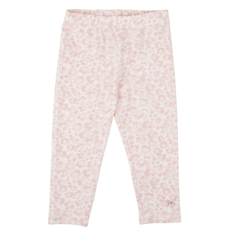 Livly Essential Pants Mauve Leo Flower