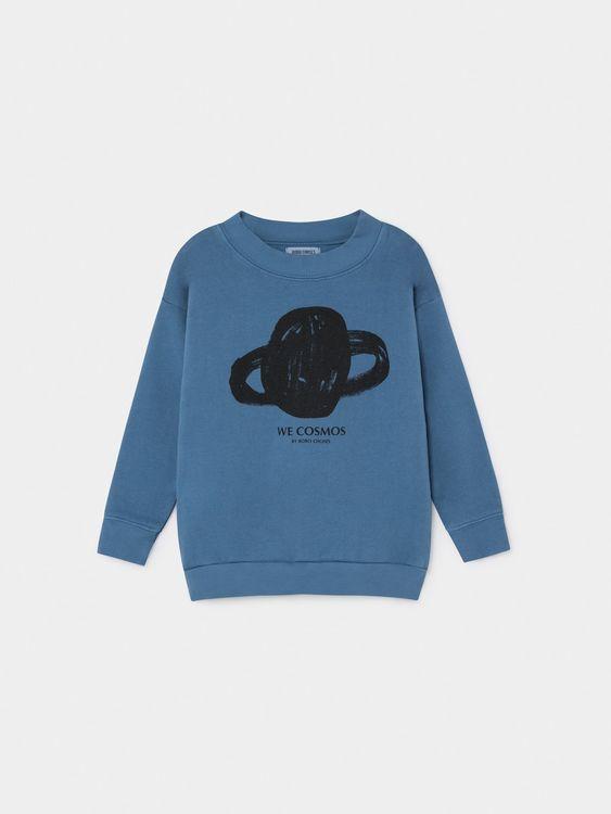 Bobo Choses Saturn Sweatshirt Infinity