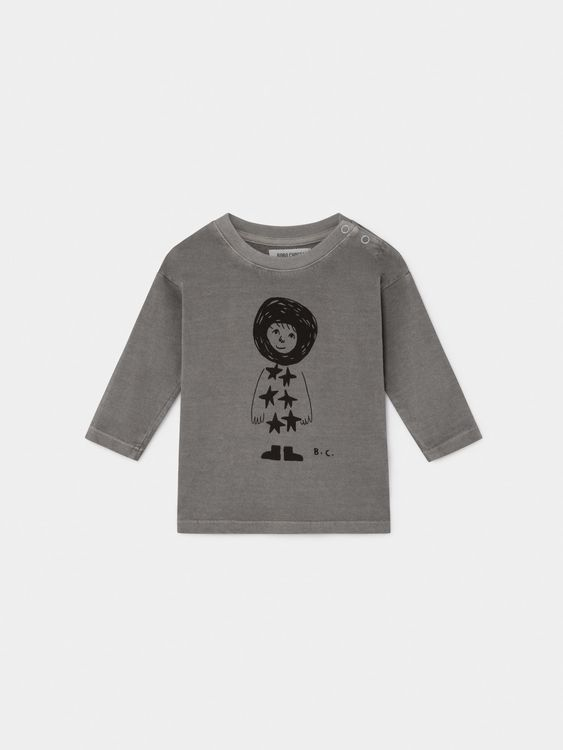 Bobo Choses Starchild Long Sleeve T-Shirt Drizzle