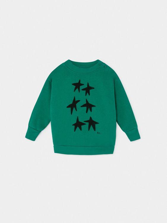 Bobo Choses Stars Sweatshirt