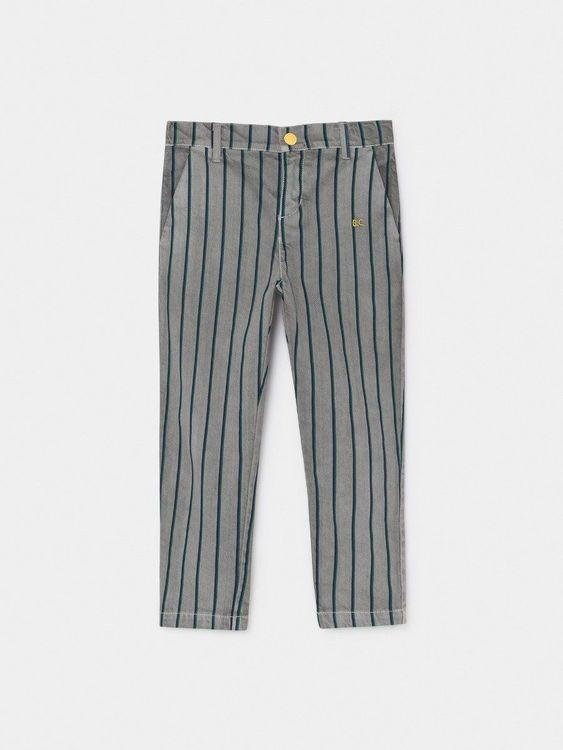 Bobo Choses Striped BC Chino Pants Drizzle