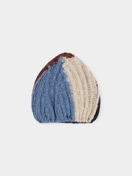 Bobo Choses Color Block Beanie Infinity