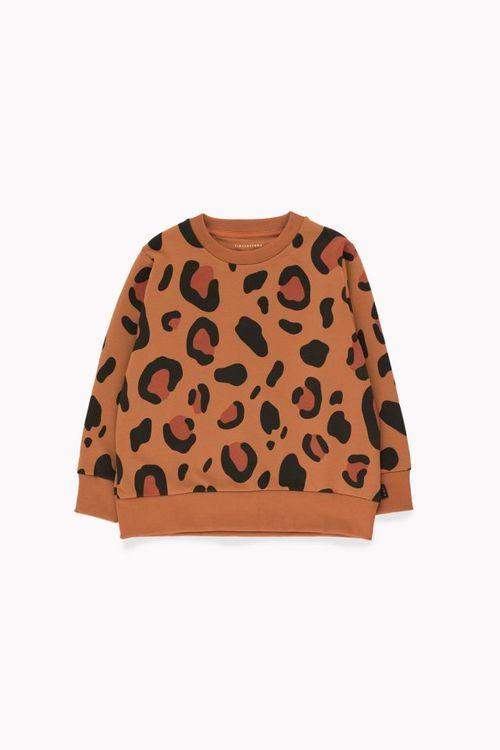 Tinycottons Animal Print Sweatshirt