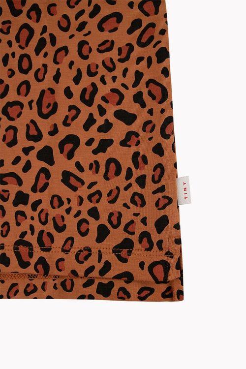 Tinycottons Animal Print LS Tee