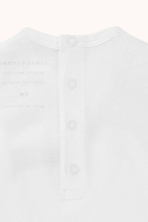TINYCOTTONS Otto IL Bassotto Body Off-White/Cinnamon