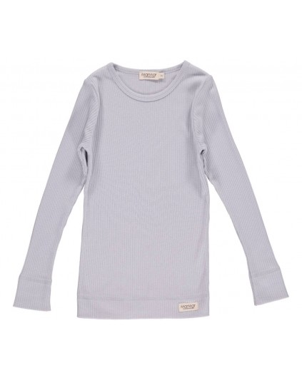 MarMar Plain Tee LS Pale Blue