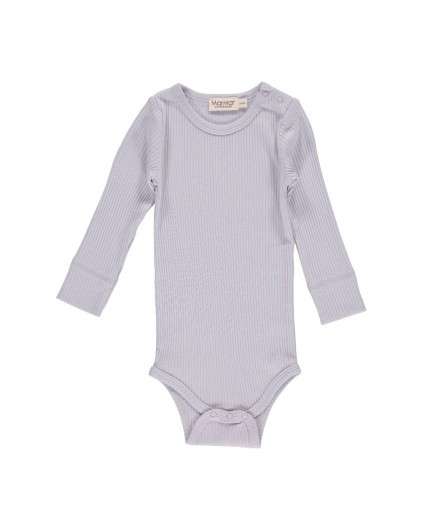 MarMar Plain Body LS Pale Blue