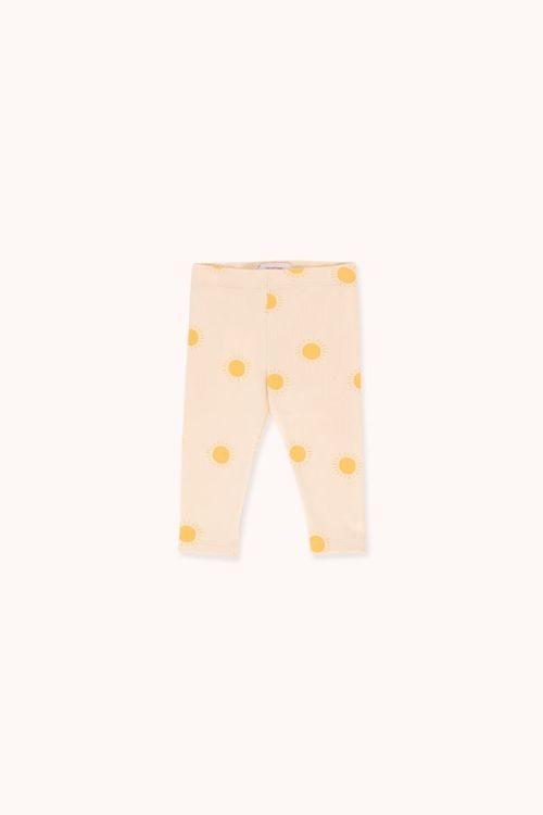 "TINYCOTTONS Sun"" Pant Light Cream/Yellow"