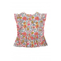 Louise Misha Top Figaria Multi Flowers