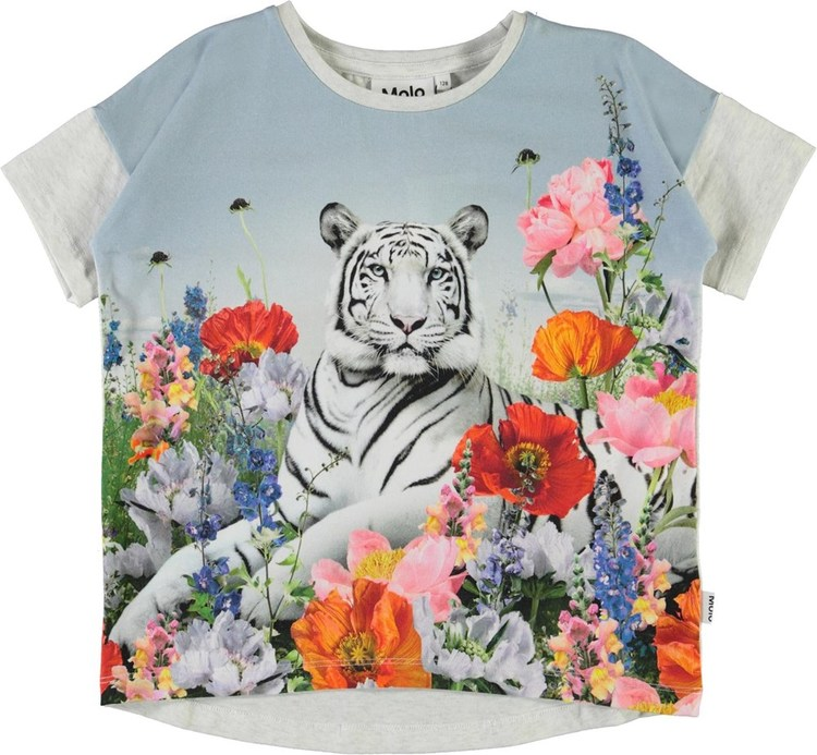 Molo Raeesa Flower Tiger