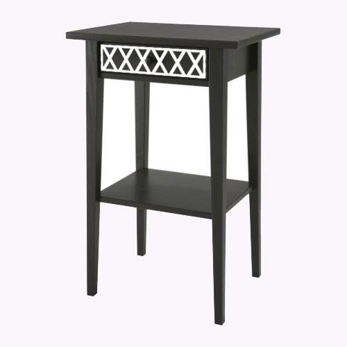 Rut – möbeldekor till avlastningsbordet Hemnes