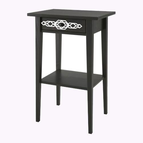 Stina – möbeldekor till avlastningsbordet Hemnes