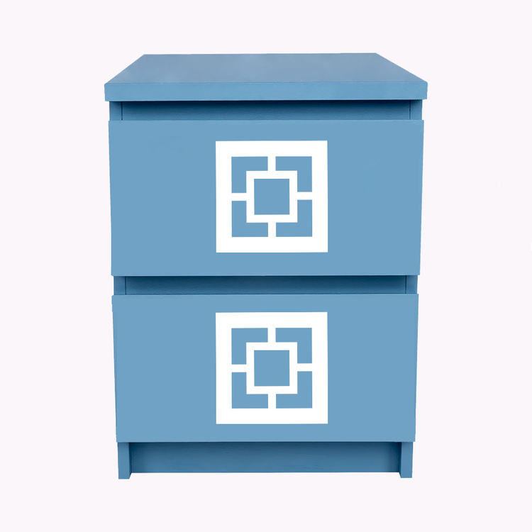 Angelica - möbeldekor (beställningsvara)