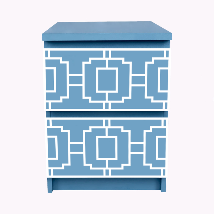 Livia - furniture decor for IKEA Malm bedside table