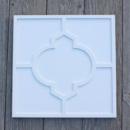 Ellen - möbeldekor till Kallax dörr (beställningsvara)