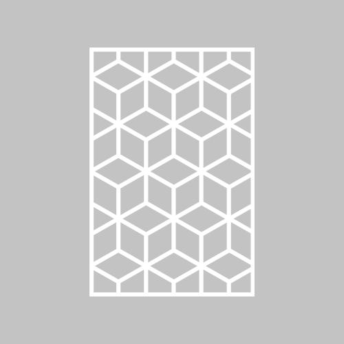 Elli - möbeldekor till Metod skåpdörr 40 x 60 cm (beställningsvara)