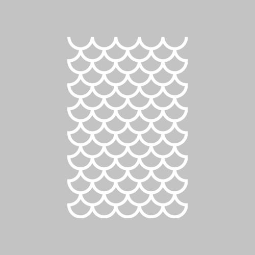 Adele - möbeldekor till Metod skåpdörr 40 x 60 cm (beställningsvara)