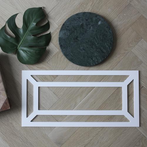 Gustav - möbeldekor till Malm sängbord (beställningsvara)