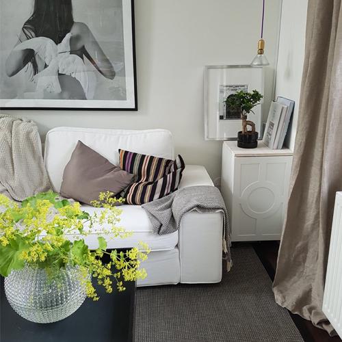 Cajsa -  furniture decor for IKEA Bestå doors 60 x 38 cm
