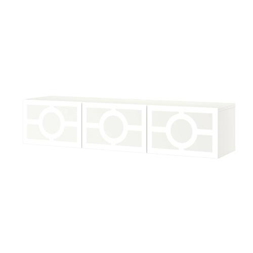 Cajsa - möbeldekor till Bestå skåpdörr 60 x 38 cm