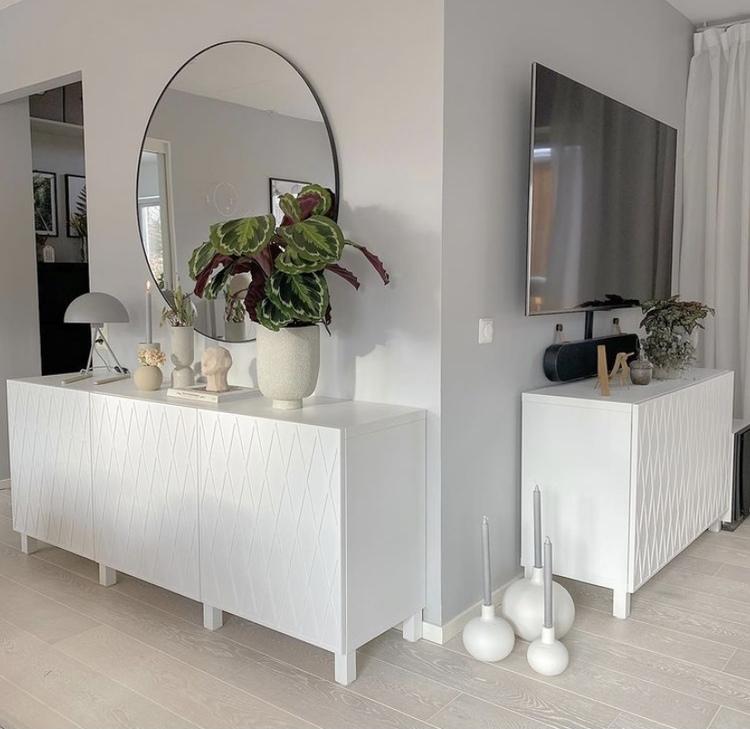 Rut - frontmönster till Bestå skåpdörr 60 x 64 cm