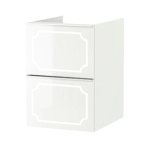 Lasse - frontmönster till GODMORGON kommod 40cm