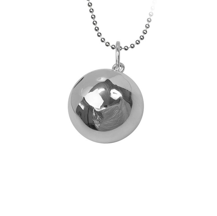 Mammakula – Tre olika storlekar i 925 silver