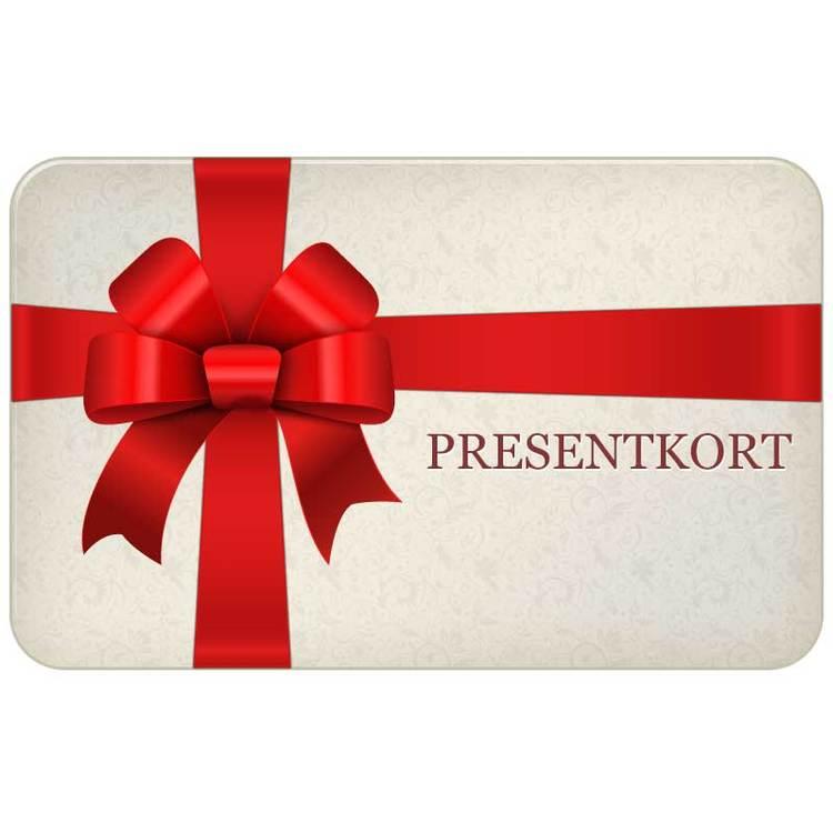 Presentkort - 500:- (Digitalt)