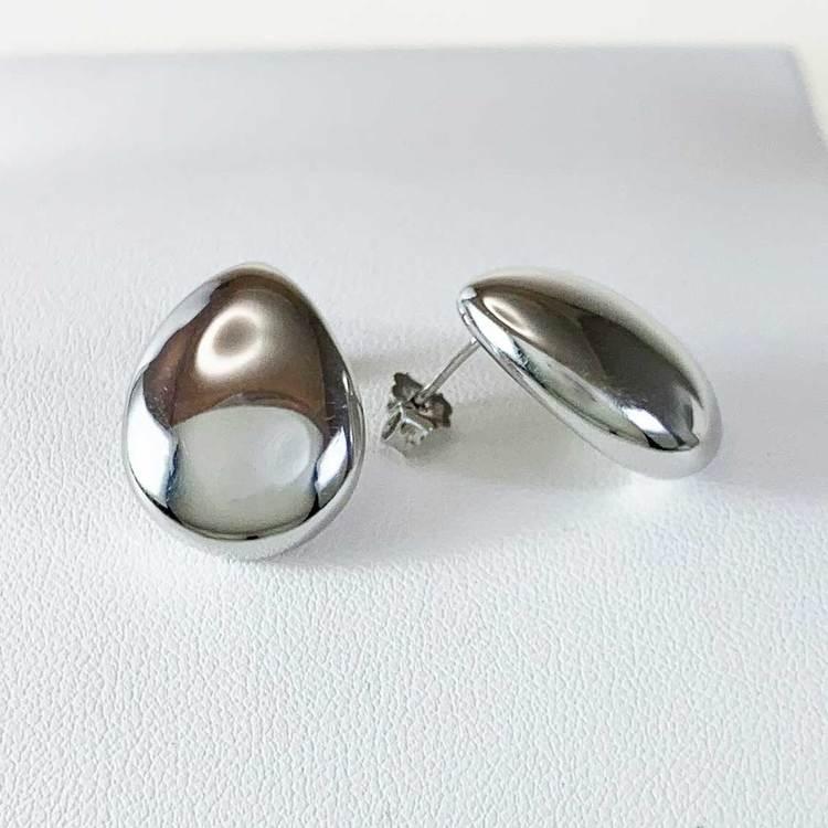 Örhängen [Droppe] i 925 silver