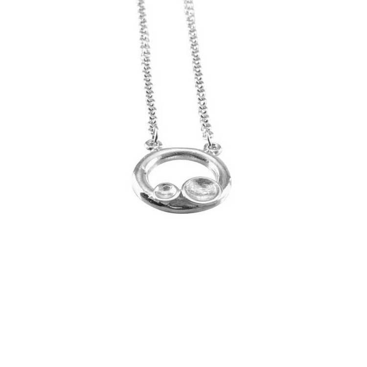 Halsband i 925 sterlingsilver