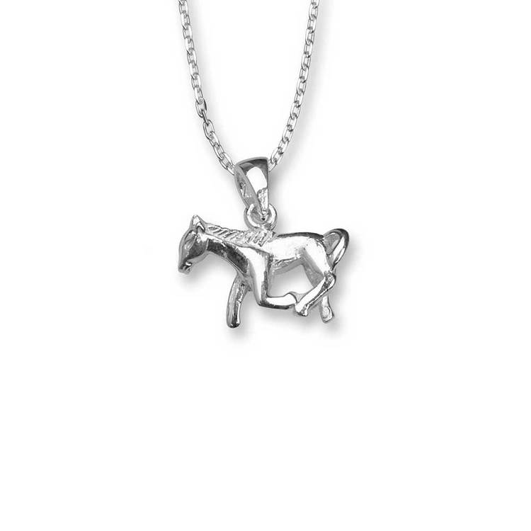 Halsband [HORSE] i 925 silver