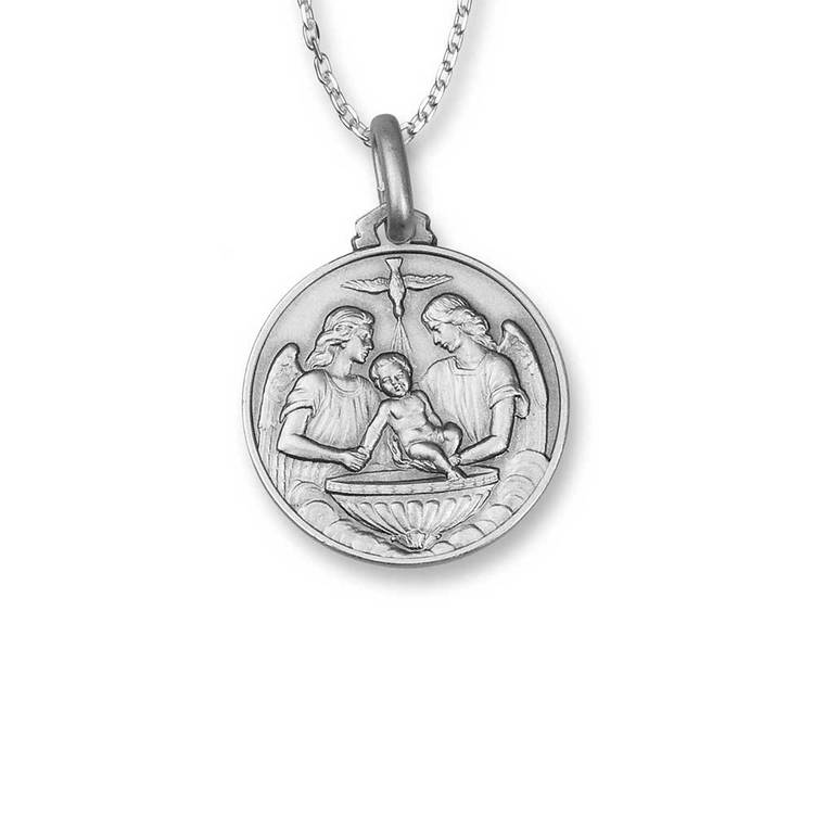 Halsband [DOP] i 925 rhodinerat silver