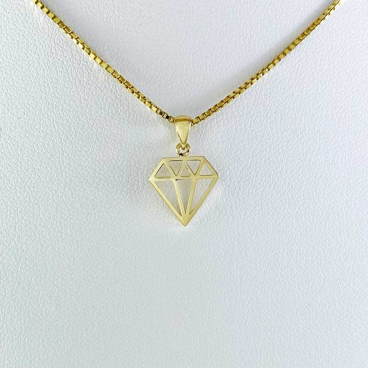 Guldhänge [DIAMOND] 18K