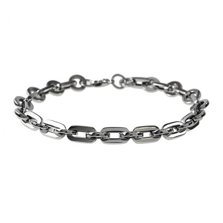 Armband i steel
