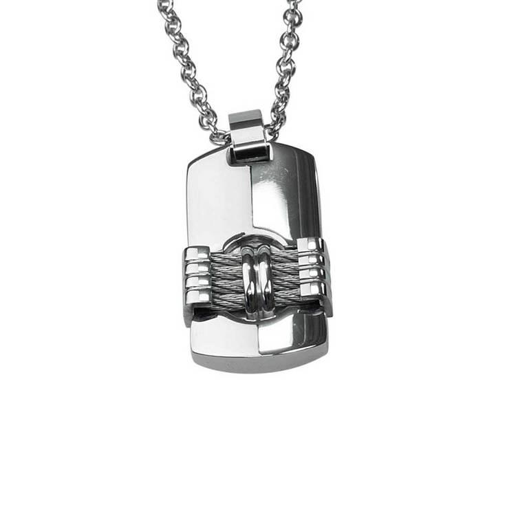 Steelhänge med steelkedja - 50 cm