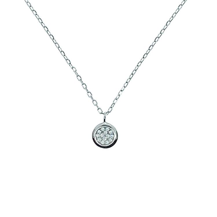 Snyggt silverhalsband från Catwalk Jewellery