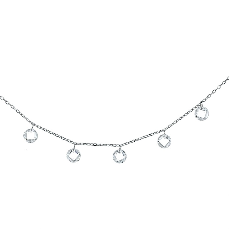 Armband Crystal Sparkling Silver