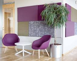 Ljudabsorbent till hem & kontor - Sound Off Kvadrat till vägg