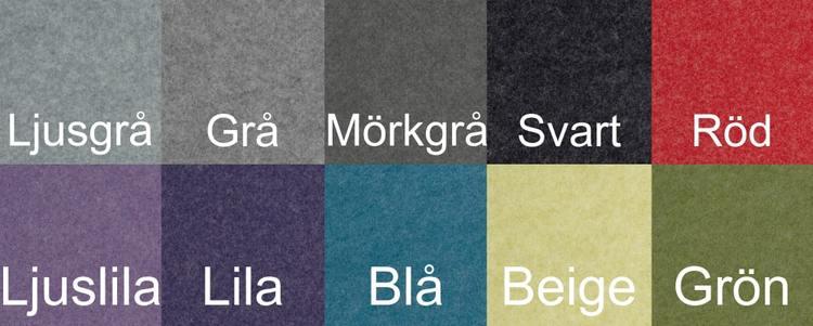 Ljudabsorbent från Nivå tak förbättrar akustiken och bidrar till ett eget uttryck med sitt särskilda formspråk. Panelerna kan varieras för att bilda mönster i olika färger.