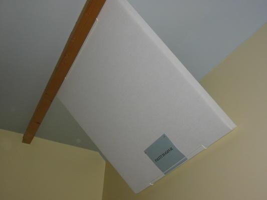 Ljudabsorbent till hem & kontor - Palett Diagonal