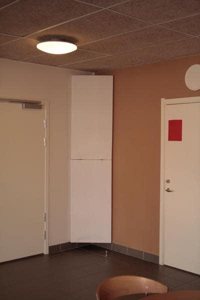 Basabsorbent till hem & kontor - Corner