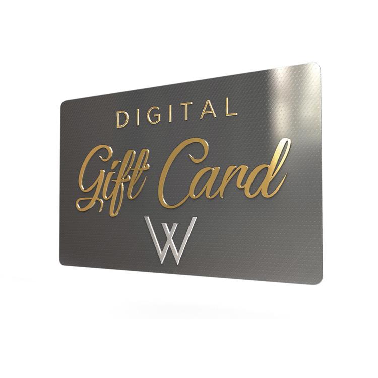 Digitalt Presentkort