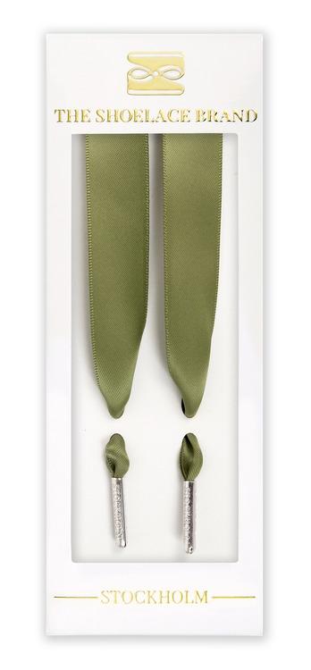 Willow Green Silk