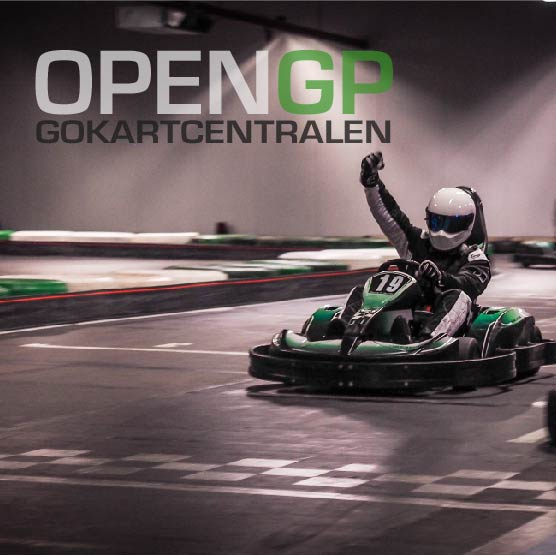 Open Grand Prix - 3 September