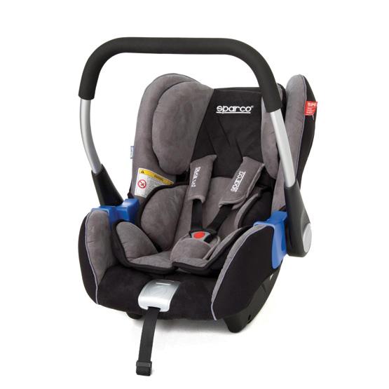 Babyskydd Sparco F300K